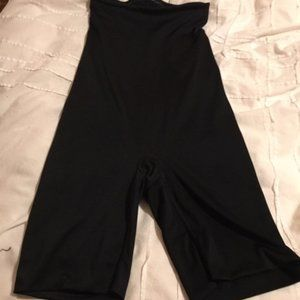 Black SPANX size small